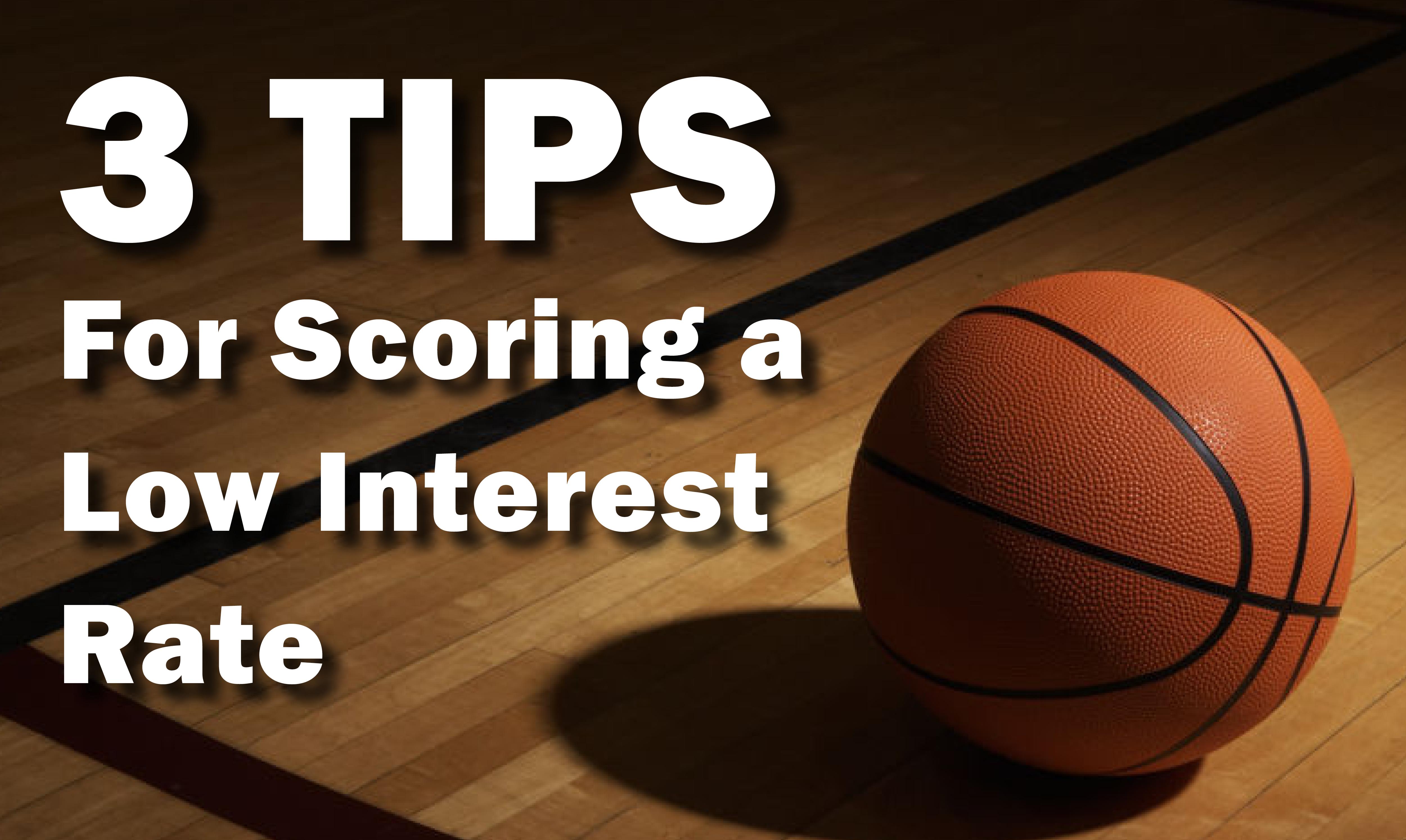 score interest rate
