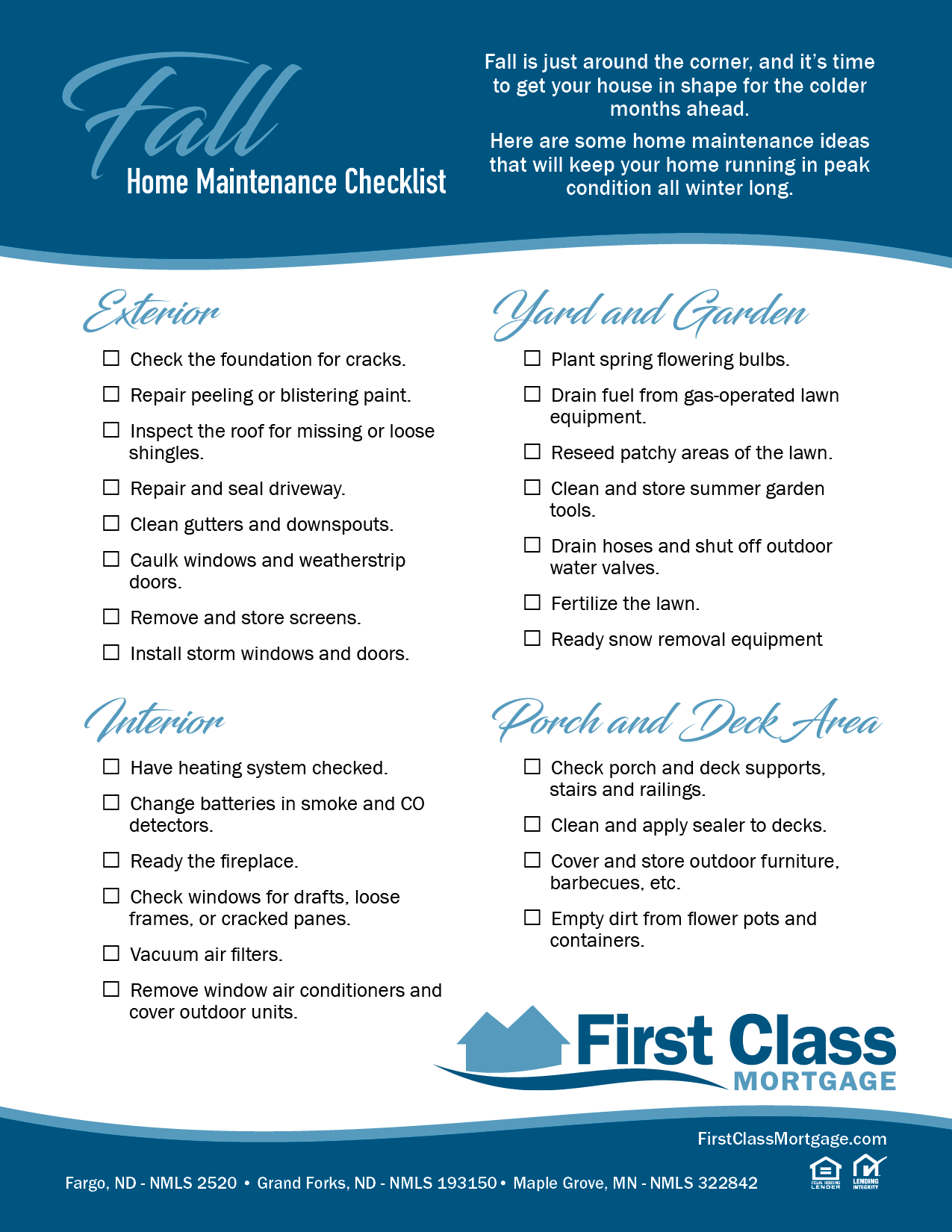 Fall checklist_FCM